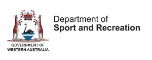 Dept of Sport and Rec Logo