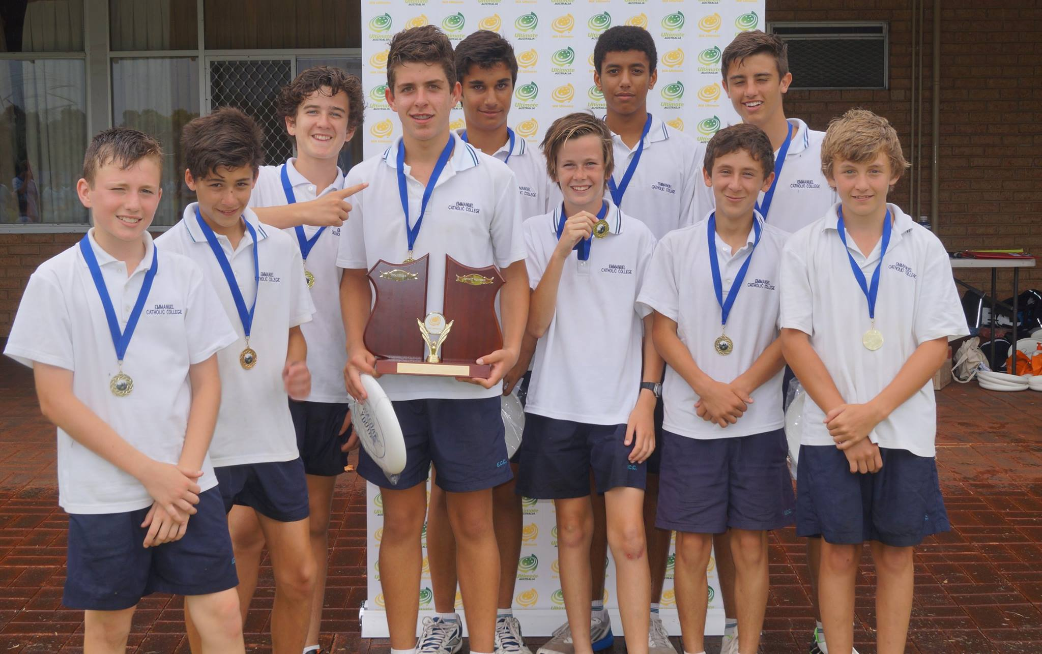 Emmanuel Winners - Boys