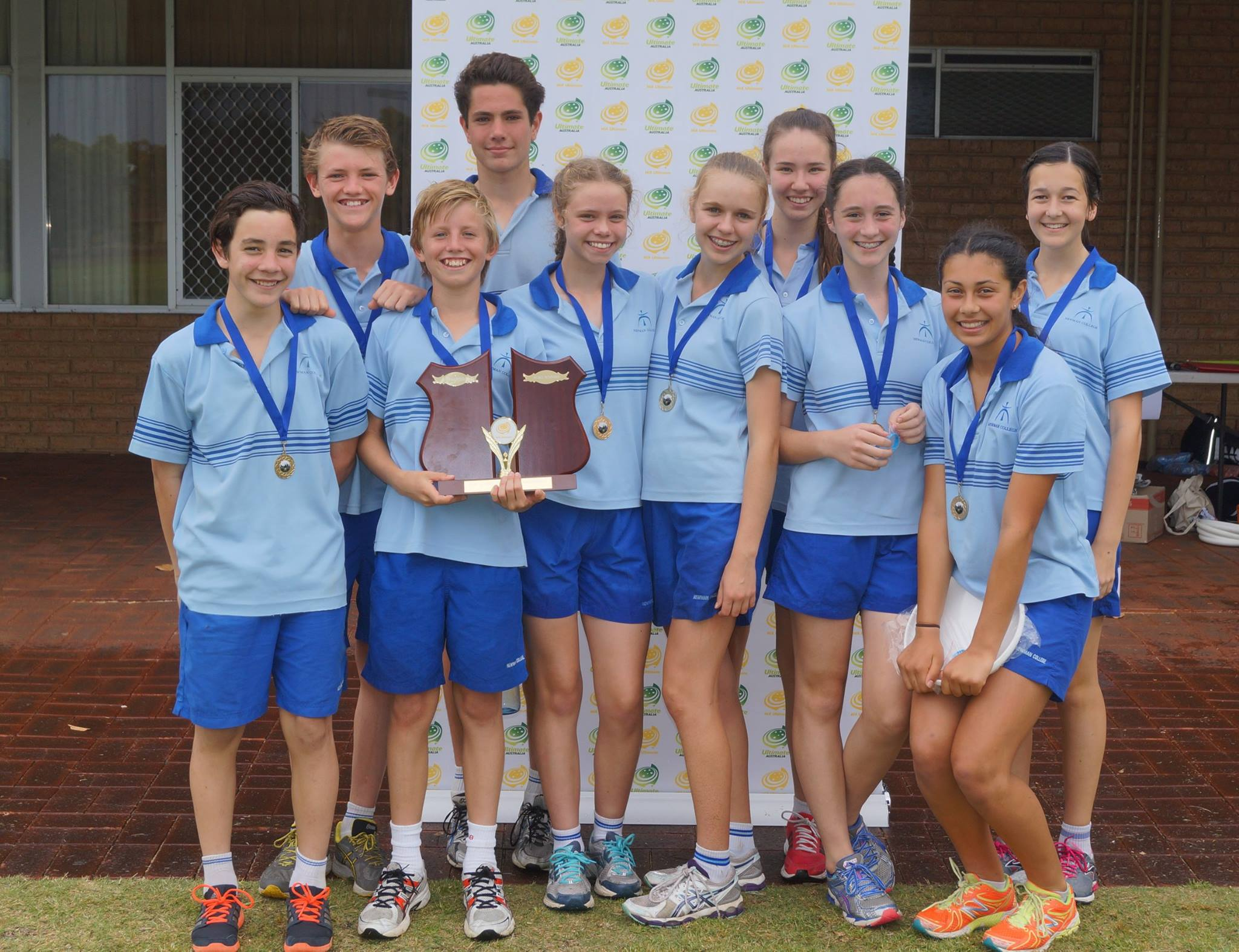 Newman Winners - Mixed