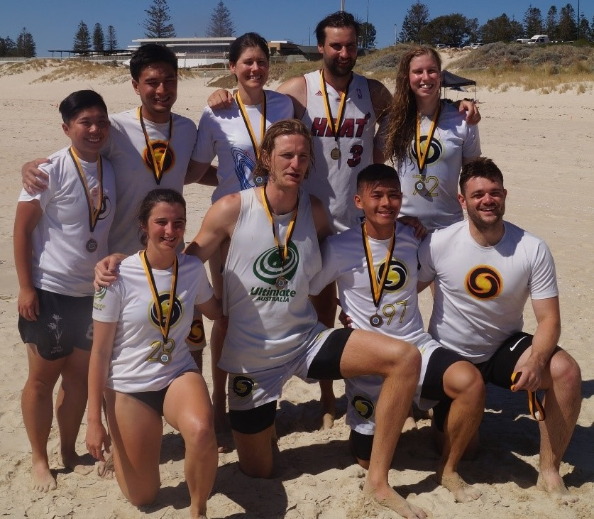 JHa and Friends Beach Champs